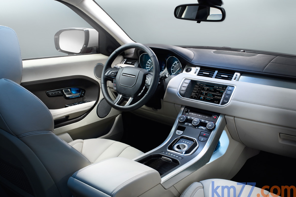 km77.com - Land Rover Range Rover Evoque Gama Evoque Prestige Todo ...