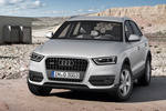 Audi Q3 2.0 TFSI 211 CV quattro S tronic Gama Q3 Todo terreno Blanco Amalfi Exterior Frontal-Lateral 5 puertas