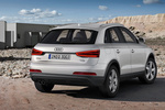 Audi Q3 2.0 TFSI 211 CV quattro S tronic Gama Q3 Todo terreno Blanco Amalfi Exterior Posterior-Lateral 5 puertas
