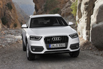 Audi Q3 2.0 TFSI 211 CV quattro S tronic Gama Q3 Todo terreno Blanco Amalfi Exterior Frontal 5 puertas
