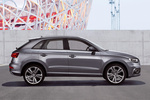 Audi Q3 2.0 TDI 177 CV quattro (Paquete S line) S line Todo terreno Gris monz&oacute;n metalizado Exterior Lateral 5 puertas