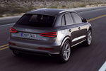 Audi Q3 2.0 TFSI 211 CV quattro (Paquete S line) S line Todo terreno Gris monz&oacute;n metalizado Exterior Posterior-Lateral 5 puertas