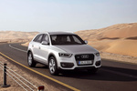 Audi Q3 2.0 TFSI 211 CV quattro (Paquete S line) S line Todo terreno Blanco Amalfi Exterior Posterior 5 puertas