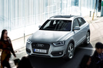 Audi Q3 Gama Q3 Gama Q3 Todo terreno Exterior Frontal-Lateral-Cenital 5 puertas