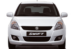 Suzuki Swift Gama Swift Gama Swift Turismo Superior White Exterior Frontal 3 puertas