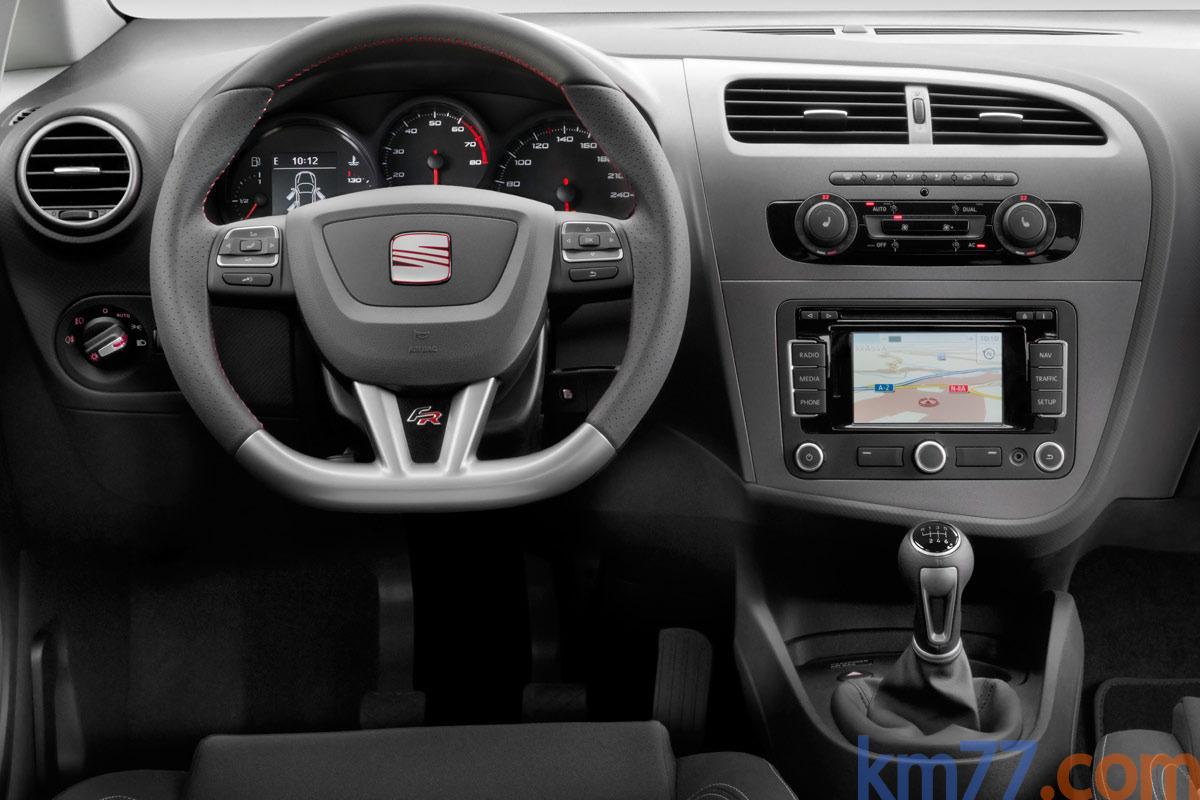 Leon fr interior hd 1080p 4k foto - Seat leon interior ...