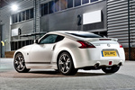 Nissan 370Z V6 3.7 328 CV GT-Edition (2011) GT-Edition (2011) Coup&eacute; Brillant White Exterior Posterior-Lateral 3 puertas