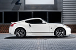 Nissan 370Z V6 3.7 328 CV GT-Edition (2011) GT-Edition (2011) Coup&eacute; Brillant White Exterior Lateral 3 puertas