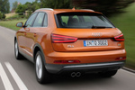 Audi Q3 2.0 TDI 177 CV quattro  Gama Q3 Todo terreno Naranja Samoa metalizado Exterior Lateral-Posterior 5 puertas