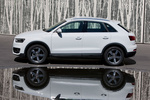 Audi Q3 2.0 TFSI 211 CV quattro S tronic Gama Q3 Todo terreno Blanco Amalfi Exterior Lateral 5 puertas