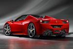 Ferrari 458 458 Spider Gama 458 Spider Descapotable Exterior Lateral-Posterior 2 puertas
