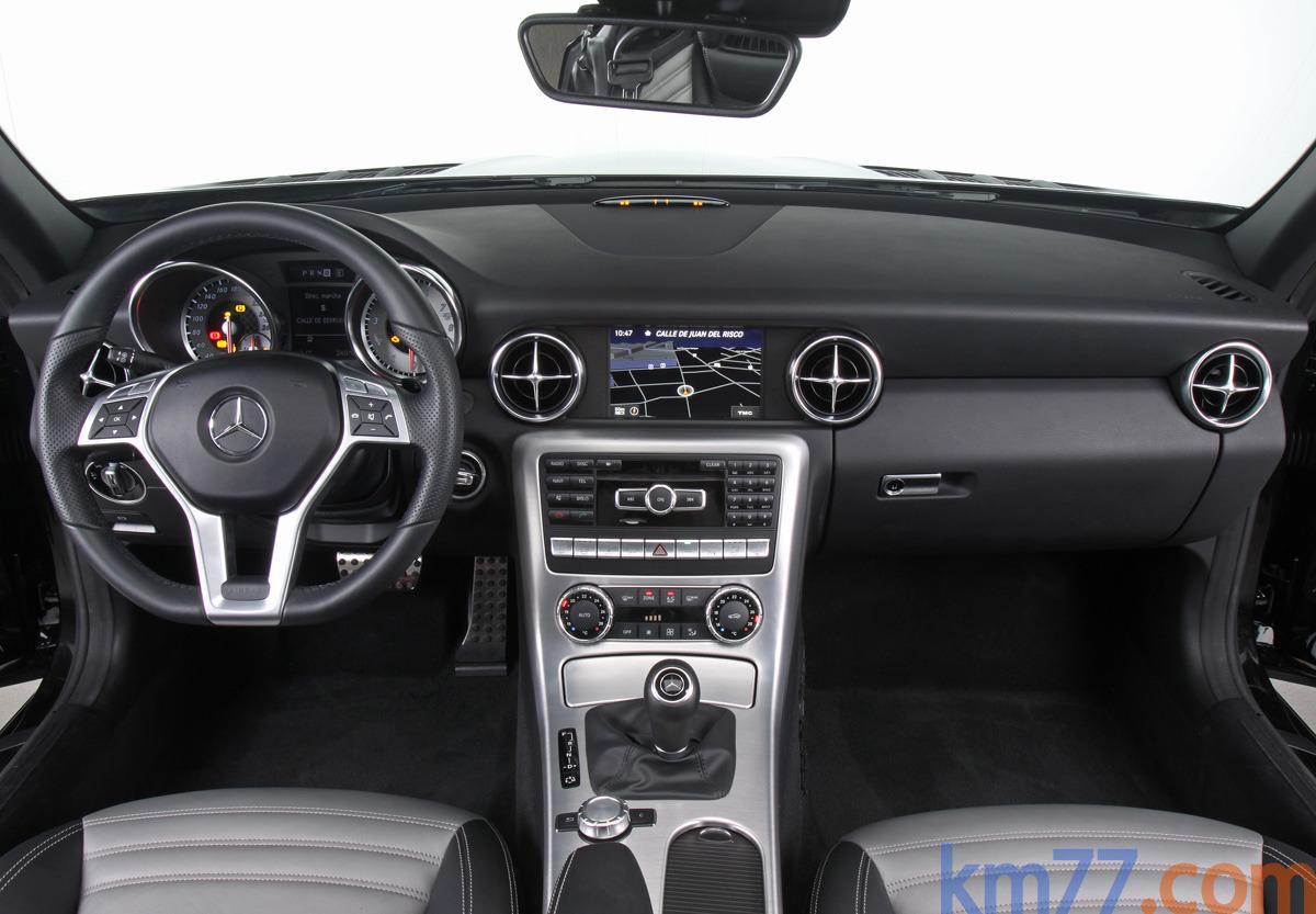 Mercedes-benz Clase Slk 250