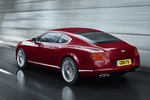 Bentley Continental GT V8 507 CV Gama Continental GT Coup&eacute; Exterior Lateral-Posterior 2 puertas
