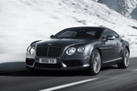 Bentley Continental GT V8 507 CV Gama Continental GT Coup&eacute; Exterior Frontal-Lateral 2 puertas