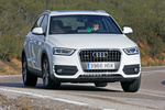 Audi Q3 2.0 TFSI 211 CV quattro S tronic Ambition Todo terreno Blanco Amalfi Exterior Lateral-Frontal 5 puertas