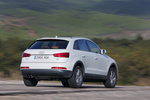 Audi Q3 2.0 TFSI 211 CV quattro S tronic Ambition Todo terreno Blanco Amalfi Exterior Posterior-Lateral 5 puertas