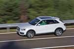Audi Q3 2.0 TFSI 211 CV quattro S tronic Ambition Todo terreno Blanco Amalfi Exterior Lateral-Cenital 5 puertas