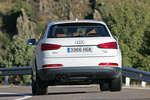 Audi Q3 2.0 TFSI 211 CV quattro S tronic Ambition Todo terreno Blanco Amalfi Exterior Posterior 5 puertas