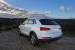 Audi Q3 2.0 TFSI 211 CV quattro S tronic Ambition Todo terreno Blanco Amalfi Exterior Lateral-Posterior 5 puertas