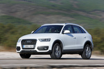 Audi Q3 2.0 TFSI 211 CV quattro S tronic Ambition Todo terreno Blanco Amalfi Exterior Frontal-Lateral 5 puertas