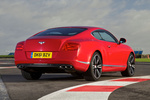 Bentley Continental GT V8 507 CV Gama Continental GT Coup&eacute; Exterior Posterior-Lateral 2 puertas
