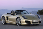 Porsche Boxster Boxster S Boxster S Descapotable Oro Lima Metalizado Exterior Lateral-Frontal 2 puertas