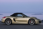 Porsche Boxster Boxster S Boxster S Descapotable Oro Lima Metalizado Exterior Lateral 2 puertas