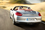 Porsche Boxster Boxster S Boxster S Descapotable Plata GT Metalizado Exterior Lateral-Posterior 2 puertas