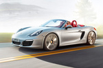 Porsche Boxster Boxster S Boxster S Descapotable Plata GT Metalizado Exterior Lateral 2 puertas