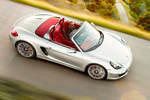 Porsche Boxster Boxster S Boxster S Descapotable Plata GT Metalizado Exterior Cenital 2 puertas