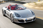 Porsche Boxster Boxster S Boxster S Descapotable Plata GT Metalizado Exterior Lateral-Frontal 2 puertas