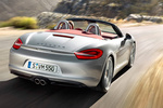 Porsche Boxster Boxster S Boxster S Descapotable Plata GT Metalizado Exterior Posterior-Lateral 2 puertas