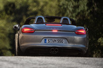 Porsche Boxster Boxster S Boxster S Descapotable Plata GT Metalizado Exterior Posterior 2 puertas