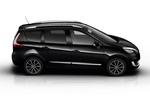 Renault Grand Scénic Gama Grand Scénic Gama Grand Scénic Monovolumen Negro Brillante Exterior Lateral 5 puertas