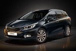 KIA cee&#039;d Gama cee&acute;d SW Gama cee&acute;d SW Turismo familiar Oil Blue Exterior Frontal-Lateral 5 puertas