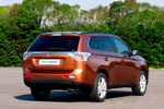 Mitsubishi Outlander 220 DI-D 150 CV 4WD Gama Outlander Todo terreno Copper Radiant Exterior Posterior-Lateral 5 puertas