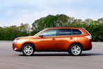 Mitsubishi Outlander 220 DI-D 150 CV 4WD Gama Outlander Todo terreno Copper Radiant Exterior Lateral 5 puertas