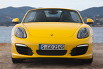 Porsche Boxster Boxster S Boxster S Descapotable Amarillo Racing Exterior Frontal 2 puertas