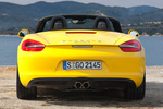 Porsche Boxster Boxster S Boxster S Descapotable Amarillo Racing Exterior Posterior 2 puertas