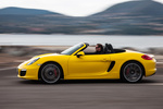 Porsche Boxster Boxster S Boxster S Descapotable Amarillo Racing Exterior Lateral 2 puertas