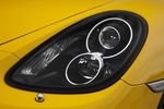 Porsche Boxster Boxster S Boxster S Descapotable Amarillo Racing Exterior Faro 2 puertas