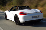 Porsche Boxster Boxster S Boxster S Descapotable Blanco Carrara Exterior Lateral-Posterior 2 puertas
