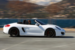 Porsche Boxster Boxster S Boxster S Descapotable Blanco Carrara Exterior Lateral 2 puertas