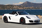 Porsche Boxster Boxster S Boxster S Descapotable Blanco Carrara Exterior Lateral-Frontal 2 puertas