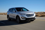Hyundai Santa Fe Gama Santa Fe Gama Santa Fe Todo terreno Exterior Frontal-Lateral 5 puertas