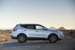 Hyundai Santa Fe Gama Santa Fe Gama Santa Fe Todo terreno Exterior Lateral 5 puertas
