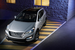 Hyundai Santa Fe Gama Santa Fe Gama Santa Fe Todo terreno Exterior Cenital-Frontal-Lateral 5 puertas