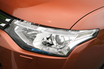Mitsubishi Outlander 220 DI-D 150 CV 4WD Gama Outlander Todo terreno Copper Radiant Exterior Faro 5 puertas