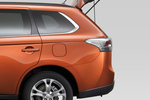 Mitsubishi Outlander 220 DI-D 150 CV 4WD Gama Outlander Todo terreno Copper Radiant Exterior Puerta 5 puertas