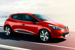 Renault Clio Gama Clio Gama Clio Turismo Flamme Red Exterior Frontal-Lateral 5 puertas